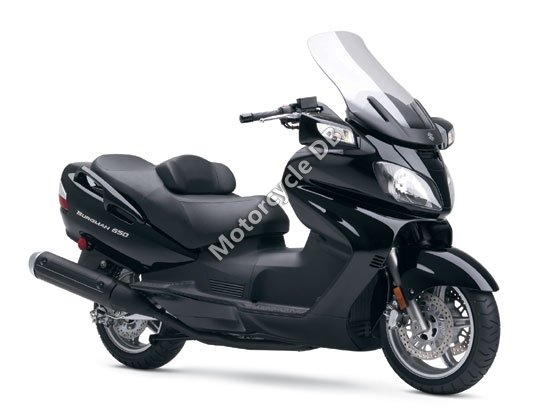Suzuki Burgman 650 2008 2767