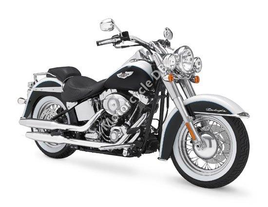 Harley-Davidson FLSTN Softail Deluxe 2009 3118