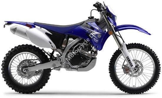 Yamaha WR450F 2010 4573