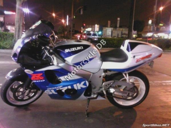 Suzuki GSX-R 600 1998 13815
