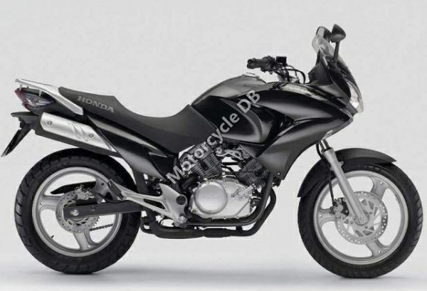Honda XL125V Varadero 2007 17802