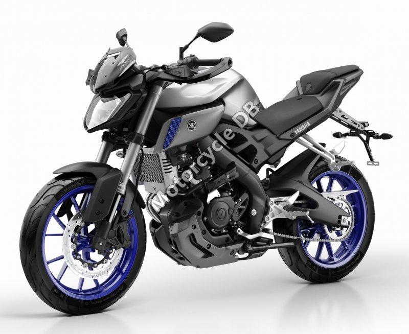 Yamaha MT-125 2016 25941
