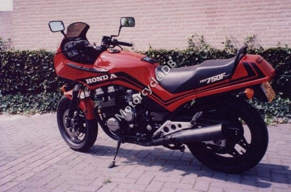 Honda CBX 750 F 1988 7782