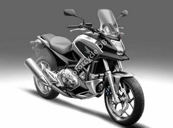 Honda NC700X 2014 23724