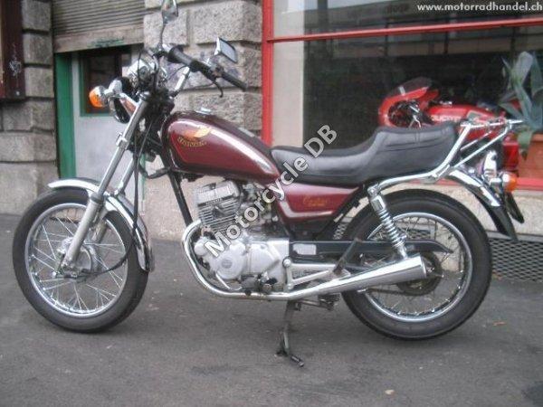 Honda CM 125 C 1982 9424