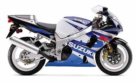 Suzuki GSX-R 1000 2001 5981