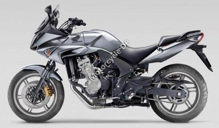 Honda CBF600 2009 29480