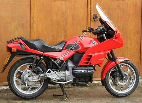 BMW K 75 C 1986 7353