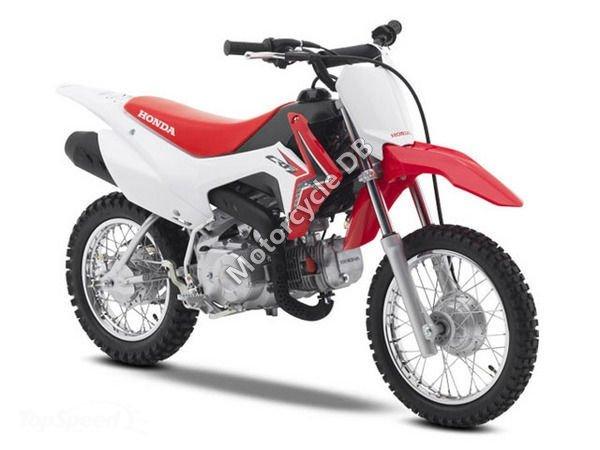Honda CRF110F 2014 23584
