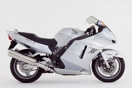 Honda CBR 1100 XX Super Blackbird 2001 6634