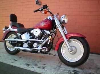 Harley-Davidson Fat Boy 1996 8488
