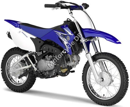 Yamaha TT-R110E 2010 4566