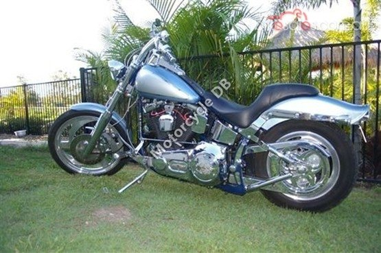 Harley-Davidson FXSTC 1340 Softail Custom 1988 10767