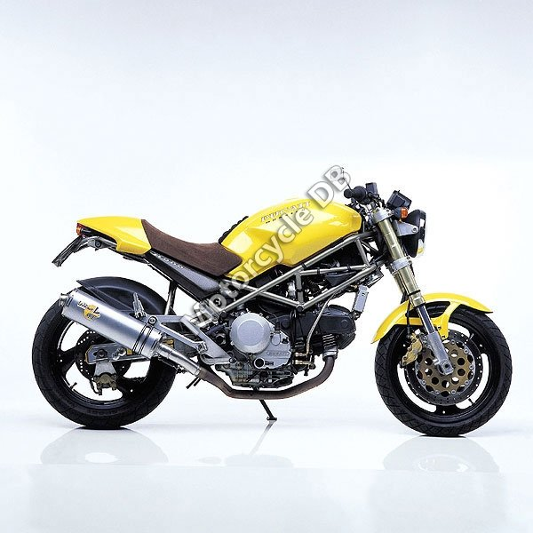 Ducati 600 Monster 1998 13560 Thumb