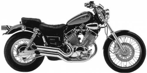 Yamaha XV 535 Virago 1994 19023
