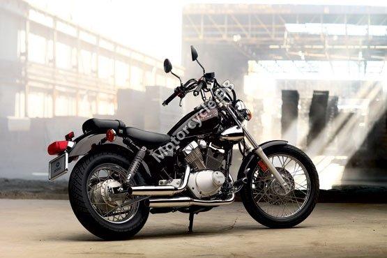 Yamaha V Star 250 2011 10672