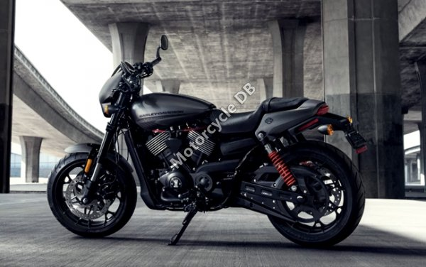 Harley-Davidson Street Rod 2018 24473