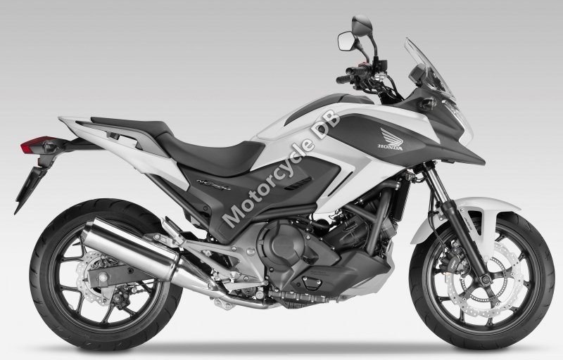 Honda NC700X 2014 30308