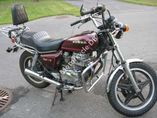 Honda CM 400 T 1983 12423