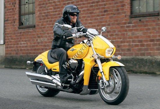 Suzuki Boulevard M109R Limited Edition 2008 2742