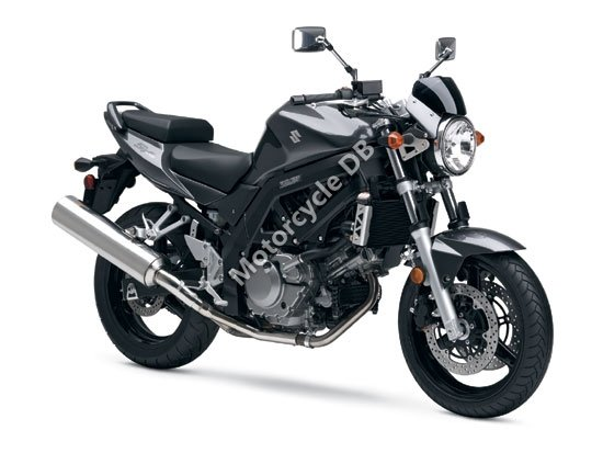 Suzuki SV650 ABS 2008 2762