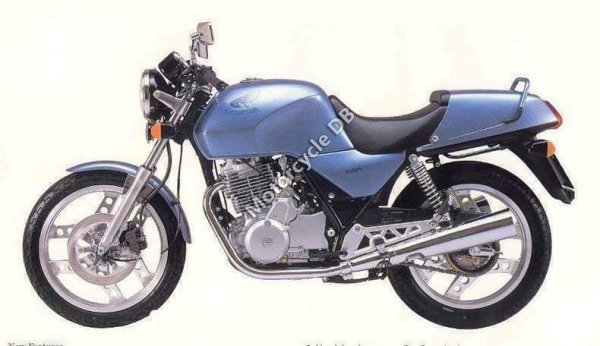 Honda XBR 500 1984 9562