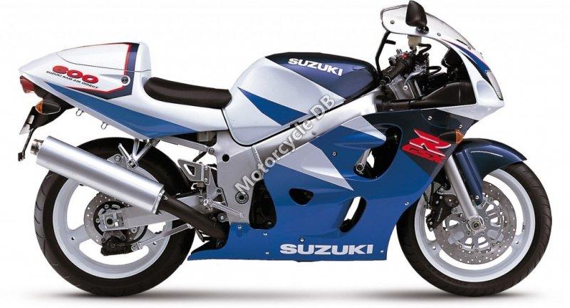 Suzuki GSX-R 750 1997 27735