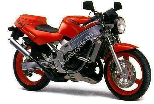 Suzuki RG 250 Gamma 1988 11604