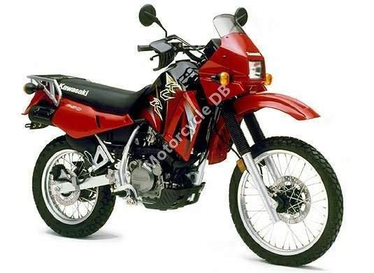 Kawasaki KLR 650 2001 1354
