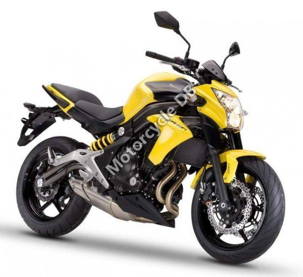 Kawasaki ER-6n 2012 21952