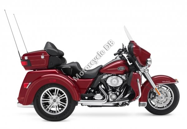 Harley-Davidson FLHTCUTG Tri Glide Ultra Classic 2012 22553