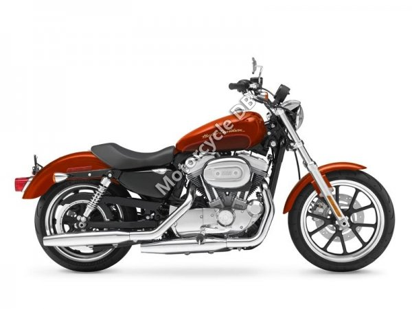 Harley-Davidson Sportster SuperLow 2013 22761