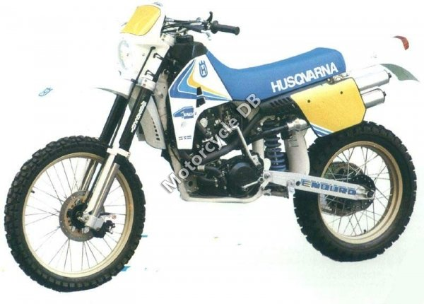 Husqvarna 510 TE 1989 14125