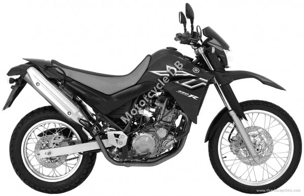 Yamaha XT 660 R Supermotard 2006 12234 Thumb