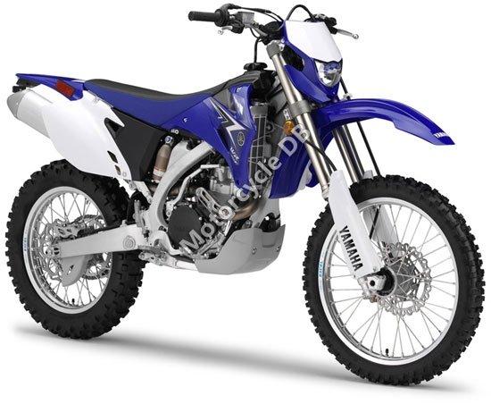 Yamaha WR450F 2010 4574