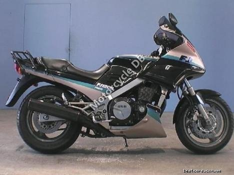 Yamaha FJ 1200 (reduced effect) 1992 9581