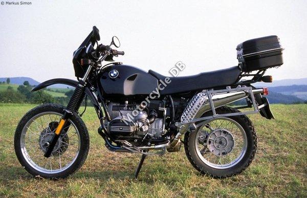 BMW R 100 GS 1992 11929