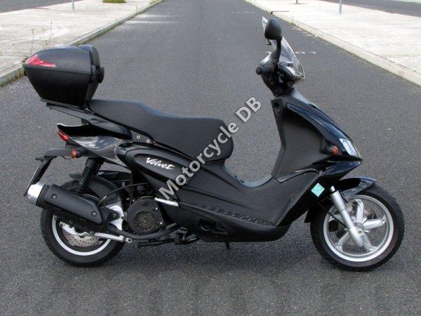 Benelli Velvet 125 2009 12739