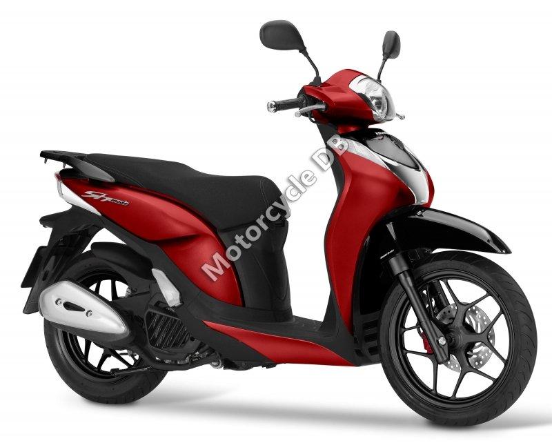 Honda SH Mode 125 2016 30347