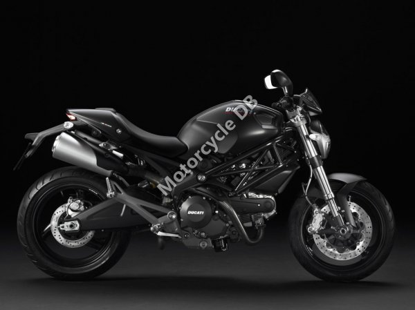 Ducati Monster 696 20th Anniversary 2013 23150 Thumb