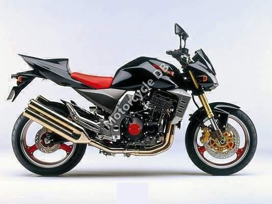 Kawasaki Z 1000 2005 4046