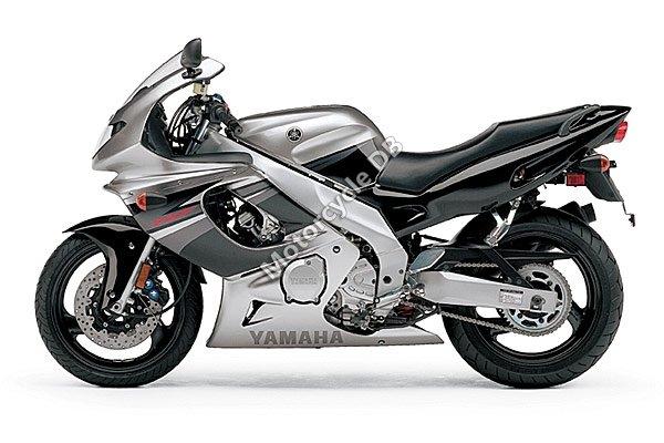 Yamaha YZF 600 R (2005)