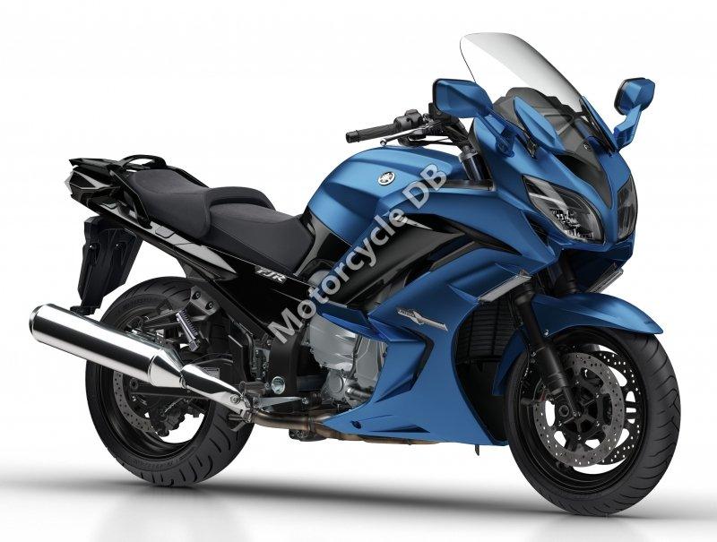 Yamaha FJR1300A 2017 33000