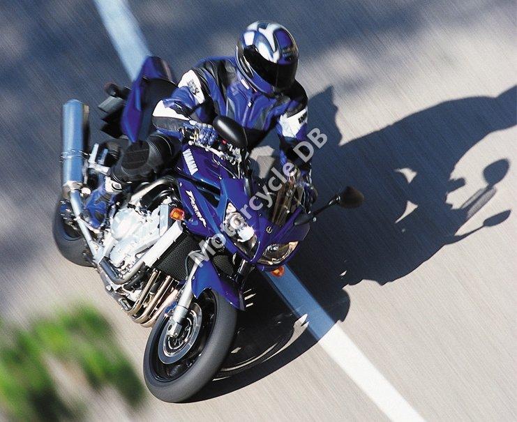 Yamaha FZ1 2005 26769
