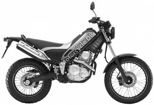 Yamaha Tricker 2011 6466