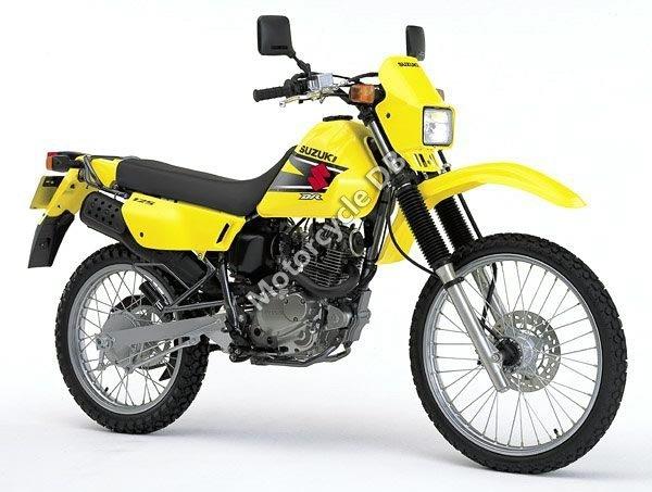 Suzuki DR 125 SE 1998 11132