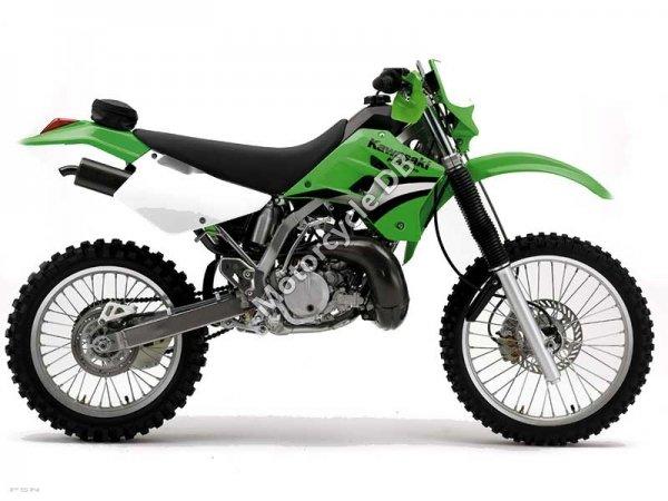 Kawasaki KDX 200 2005 14826
