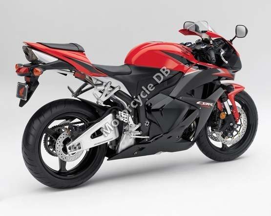 Honda CBR600RR 2011 4800