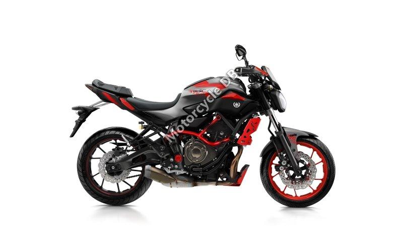 Yamaha MT-07 Moto Cage 2017 26035
